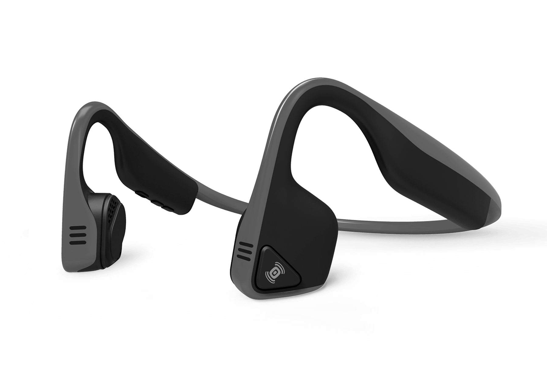 Aftershokz Trekz Titanium Wireless Headphones - Slate Grey - Cycles Galleria Melbourne