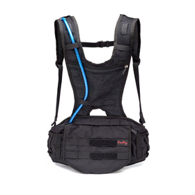 Henty Enduro Backpack - Black - Cycles Galleria Melbourne