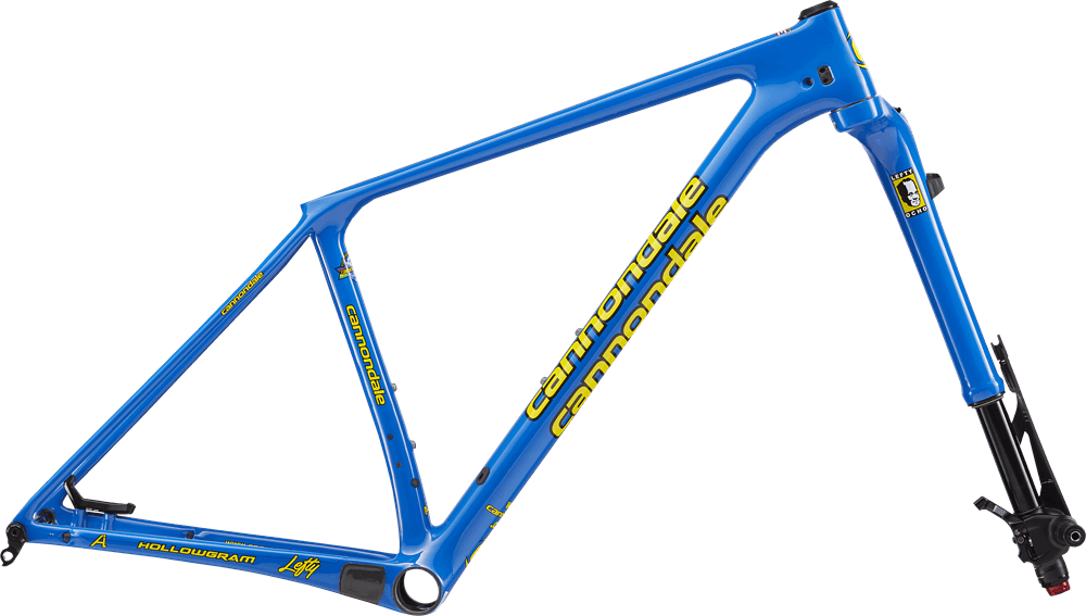 Cannondale F-Si Hi-MOD Lefty Ocho Limited Edition Frameset 2019