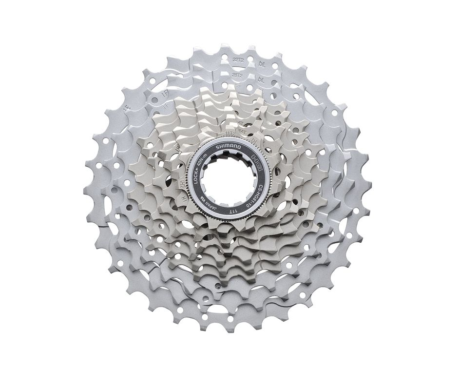 CS-HG81 CASSETTE 11-36 10-SPEED SLX (OEM No Packaging)