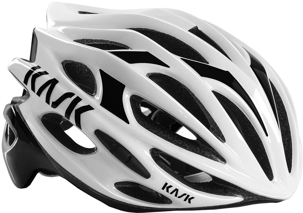 Kask Mojito - White/Black - Cycles Galleria Melbourne