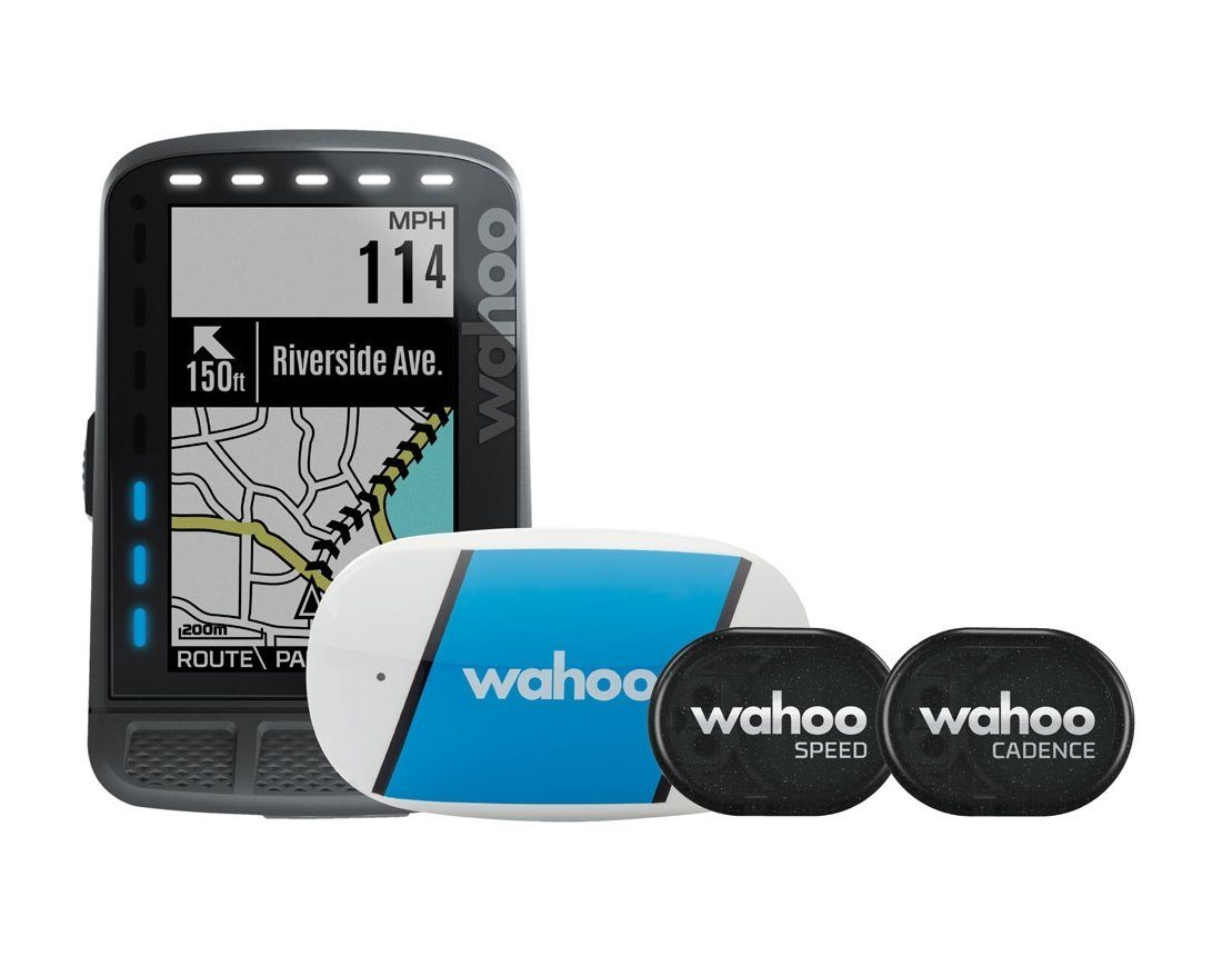 Wahoo Element Roam Gps Bike Computer Bundle
