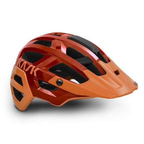Kask Rex - Rust/Orange