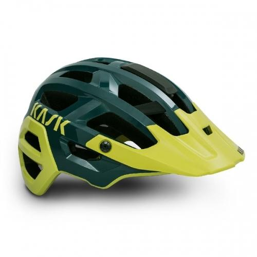 Kask Rex - Pine Green/Lime