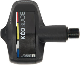 Look Keo Blade 8 and 12 Black Pedals