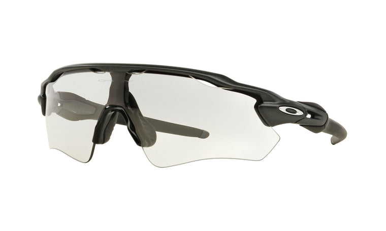 Oakley  Radar EV Path Steel w/Clear Photochromic  Lens