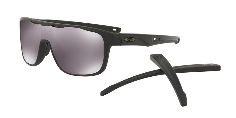 Oakley Crossrange Shield Matte Black W/ Prizm Black