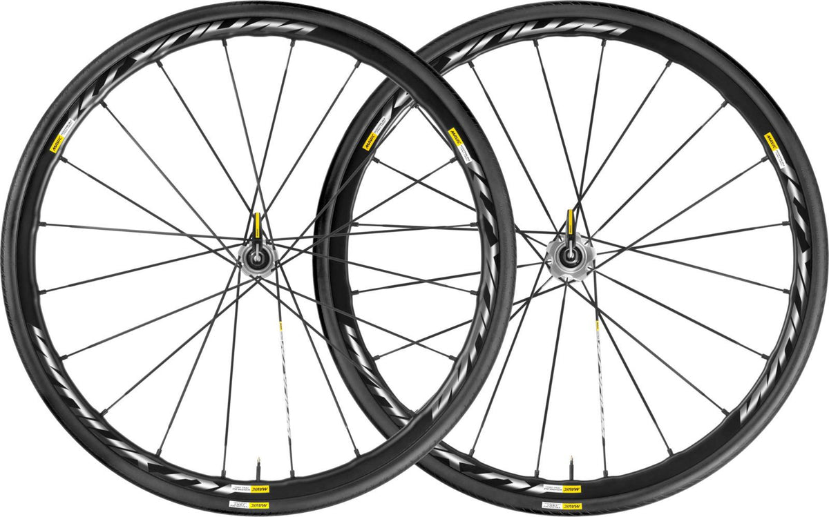 Mavic Ksyrium Pro Disc Wheelset Centrelock 2015 CLOSEOUT - Cycles Galleria Melbourne