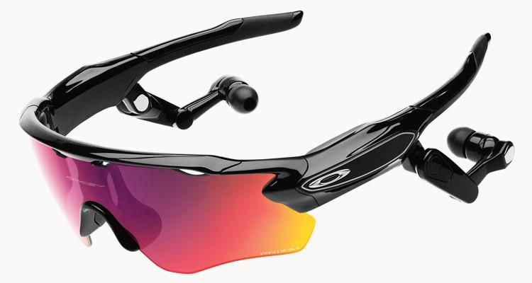 OAKLEY Radar Pace Polished Black W/Prizm Road - Cycles Galleria Melbourne