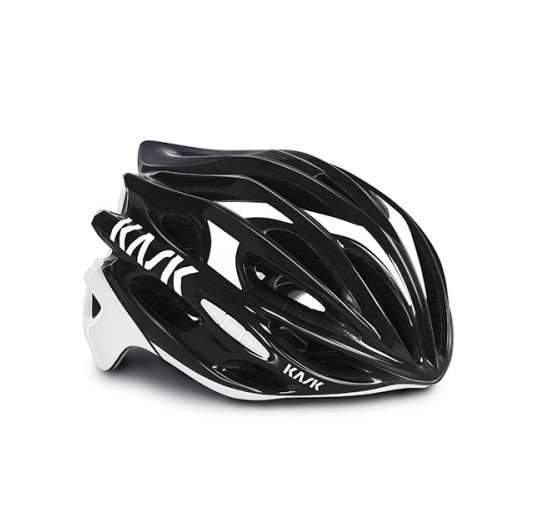 Kask Mojito - Black/White - Cycles Galleria Melbourne