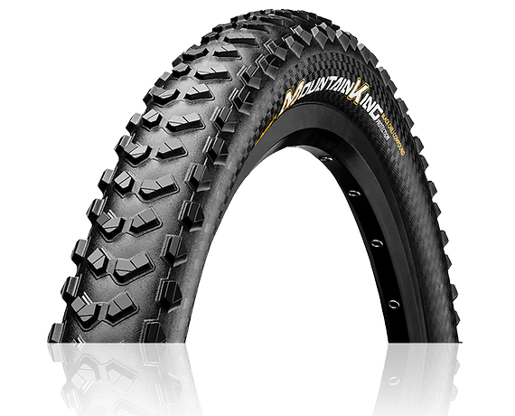 Continental Mountain King ProTection Tubeless Ready Folding Tyre - Cycles Galleria Melbourne