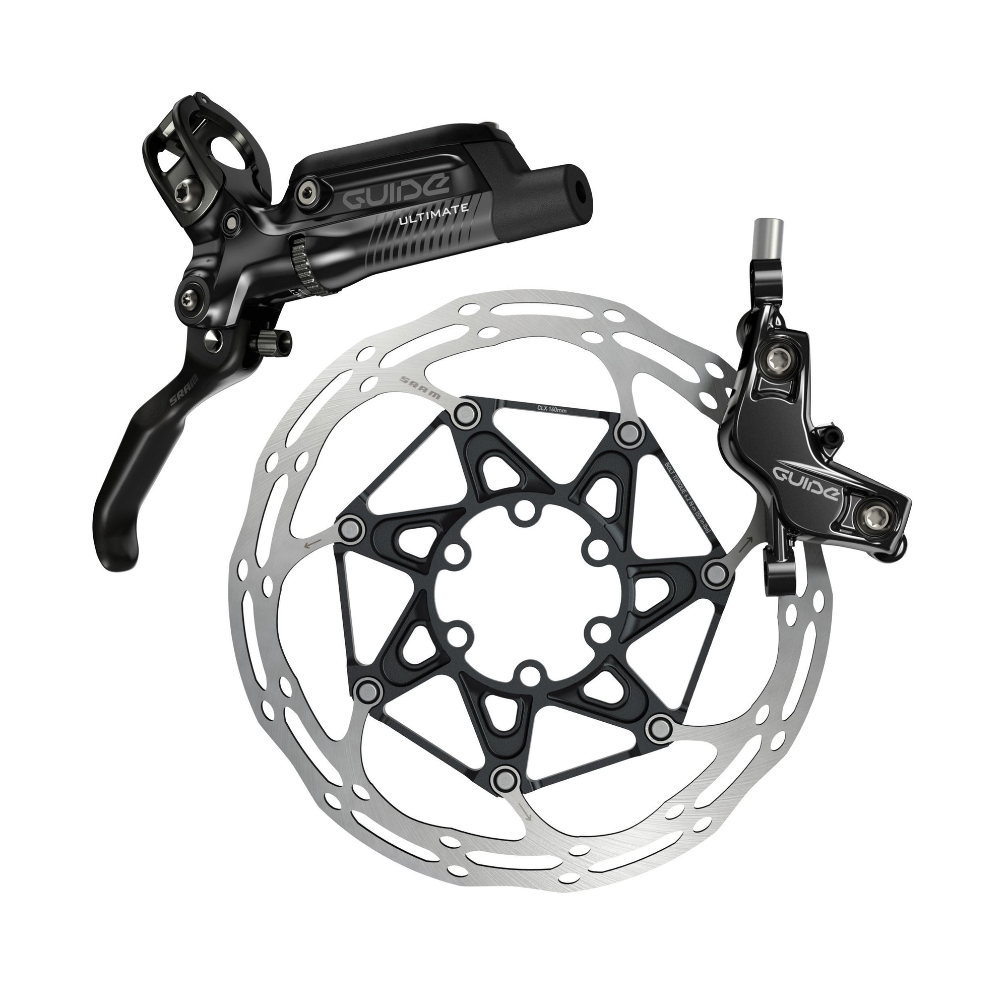 SRAM Guide Ultimate Carbon Brake - Cycles Galleria Melbourne