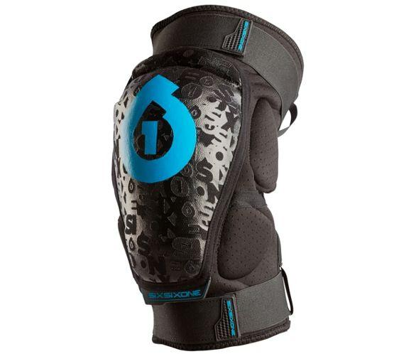 661 2014 Rage Knee Pads - X-Large - CLOSEOUT