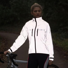 ProViz Womens 360 Reflect Jacket - Cycles Galleria Melbourne