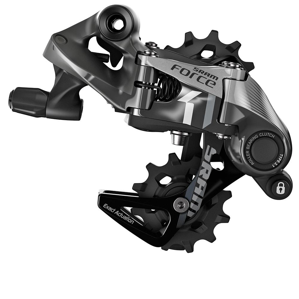 SRAM Rear Derailleur Force1 Type 3.0 Short Cage 11-Speed