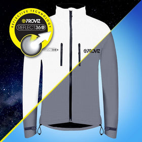 ProViz 360+ Reflect Mens Jacket - Cycles Galleria Melbourne