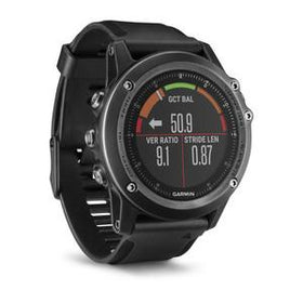 Garmin fenix 3 Sapphire HR Watch Performer Bundle