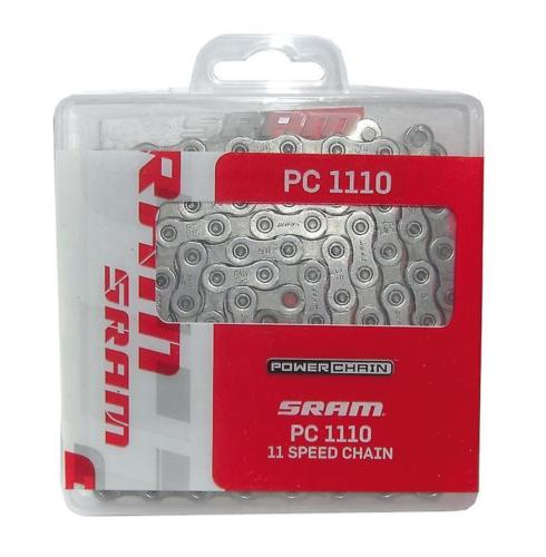 SRAM PC1110 114L 11 Speed Chain with PowerLock