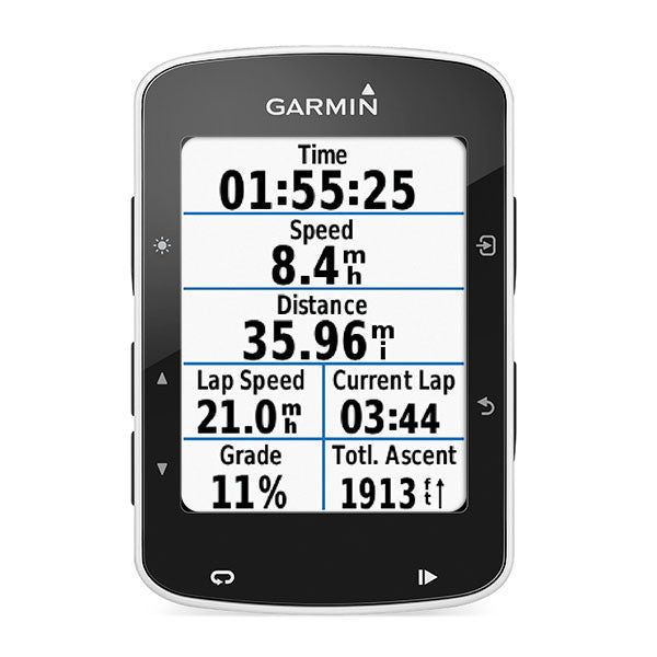 Garmin Edge 520 Head Unit