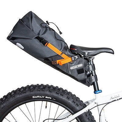 Ortlieb Bikepacking Rear Seatpack - Cycles Galleria Melbourne