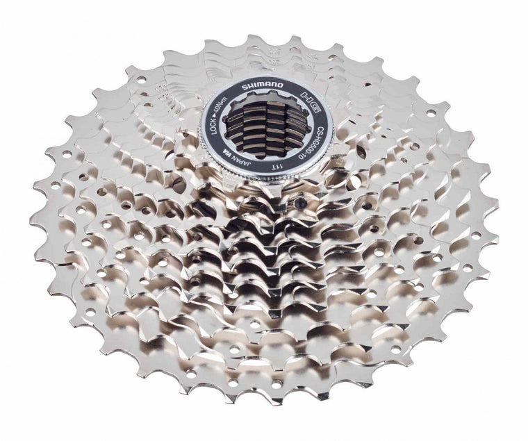 CS-HG500 CASSETTE 11-32 DEORE 10-SPEED SHIMANO