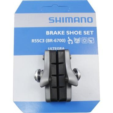 Br-6700 Brake Shoe Set R55C3 Cartidge-Type 1 Pair