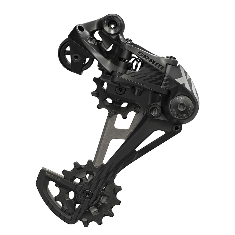SRAM Rear Derailleur X01 Eagle Type 2.1 12 speed Black