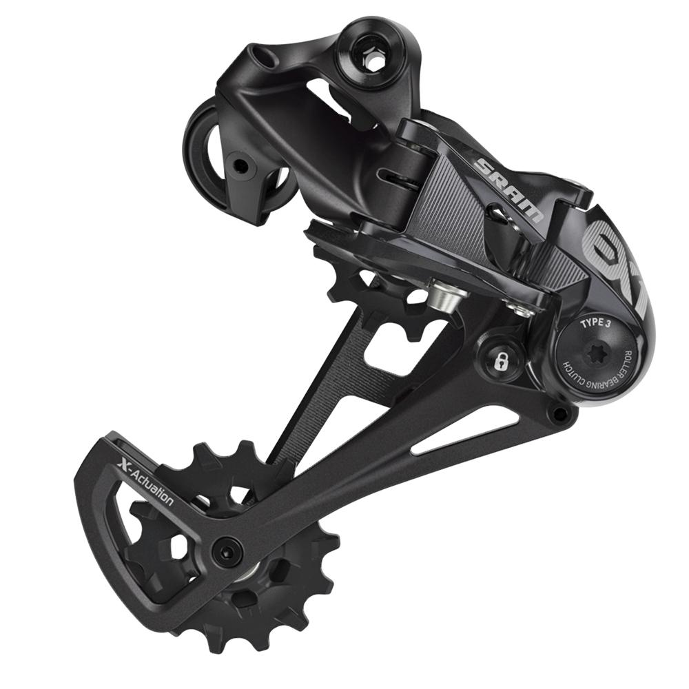 SRAM Rear Derailleur EX1 1x8 Speed Long Cage Black (Max 48t) - Cycles Galleria Melbourne