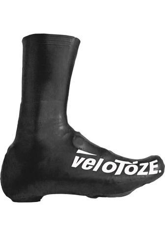 Velotoze Shoe Cover Tall - Black L - Cycles Galleria Melbourne