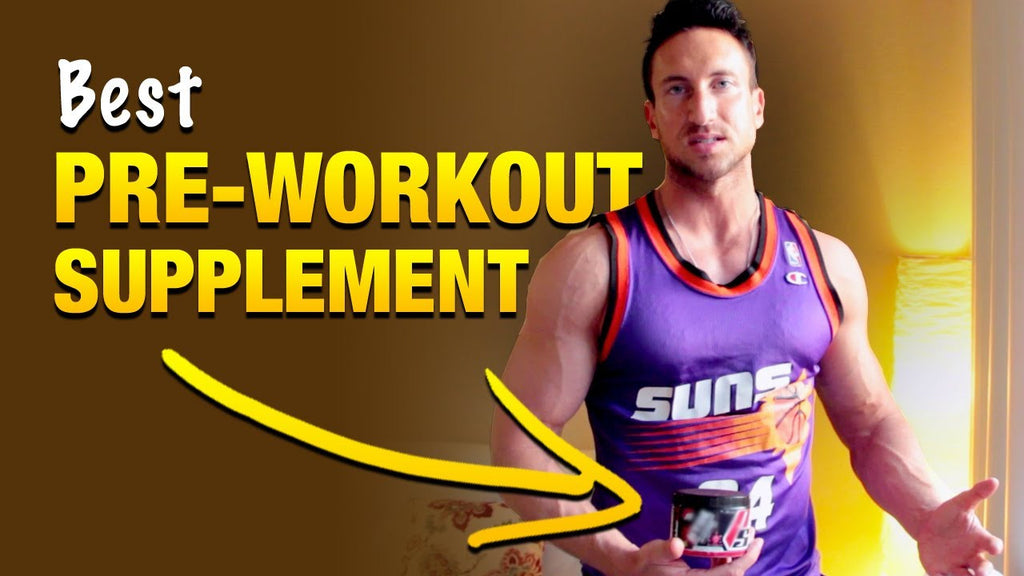 4 Pre-Workout Supplements To Build Muscle And Lose Fat Faster