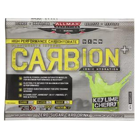 AllMax Carbion Sample