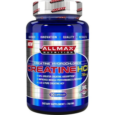 AllMax Creatine Hcl 90 caps