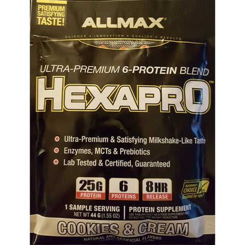 AllMax HexaPro Sample