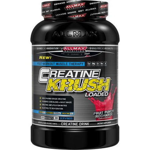 AllMax Krush Loaded 3.3lb