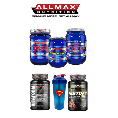 AllMax Pre + Post-Workout Stack 1