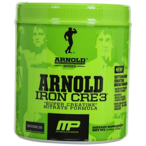 Arnold Series Iron Cre3 126g
