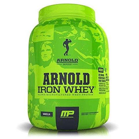 Arnold Series Iron Whey 2lb