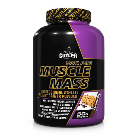 Cutler Nutrition 100 Pure Muscle Mass 5lb