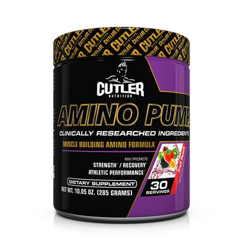 Cutler Nutrition Amino-Pump 285g