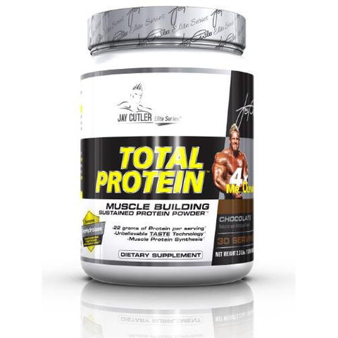 Cutler Nutrition Total Protein 2.3lb