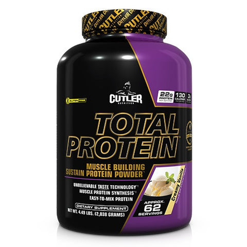 Cutler Nutrition Total Protein 4.5lb