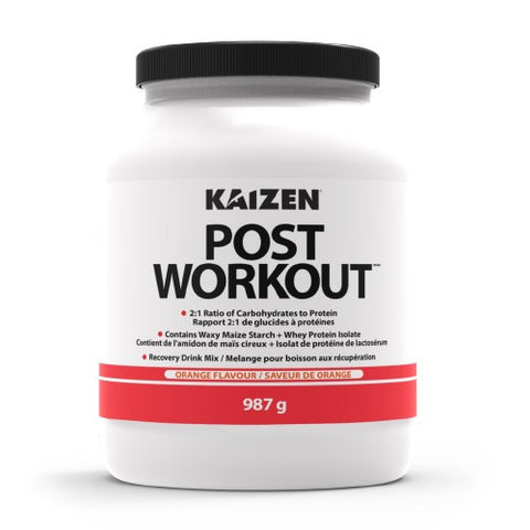 Kaizen Natural Post Workout 1000g