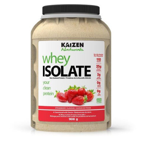 Kaizen Natural Whey Isolate 2lb