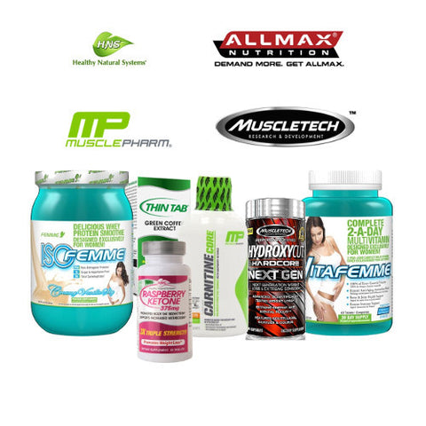 Lose Weight Stack 4 for women
