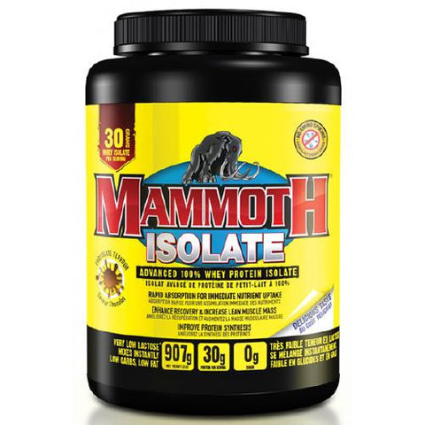 Mammoth Isolate 2lb