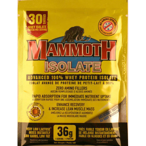 Mammoth Isolate Sample