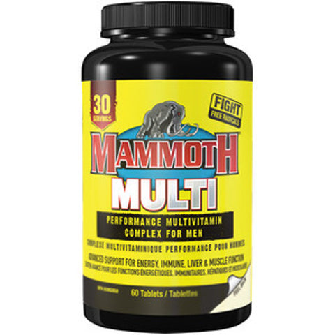 Mammoth Multi 60 tabs