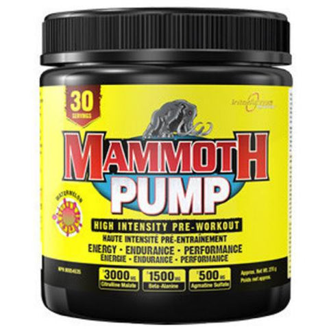 Mammoth Pump Hd 270g