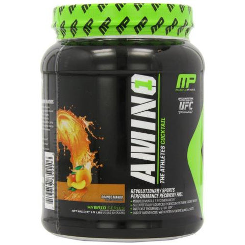 MusclePharm Amino 1, 50 Servings