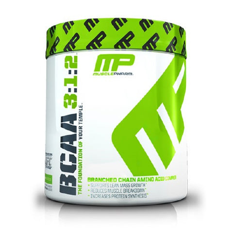 MusclePharm Bcaa 312 231g